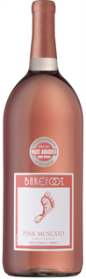 Barefoot Pink Moscato 1.50l